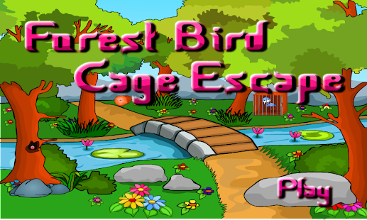 Forest Bird Cage Escape- screenshot thumbnail