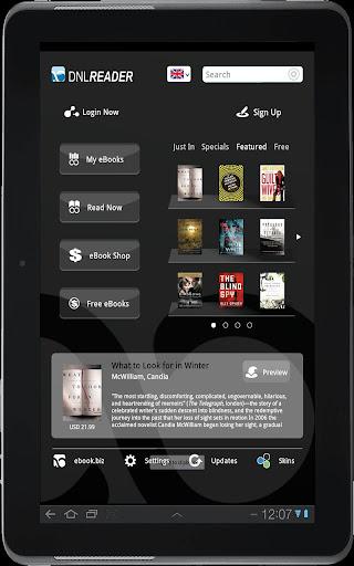 【免費書籍App】DNL eBook Reader-APP點子
