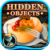 Dessert Making. Hidden Objects