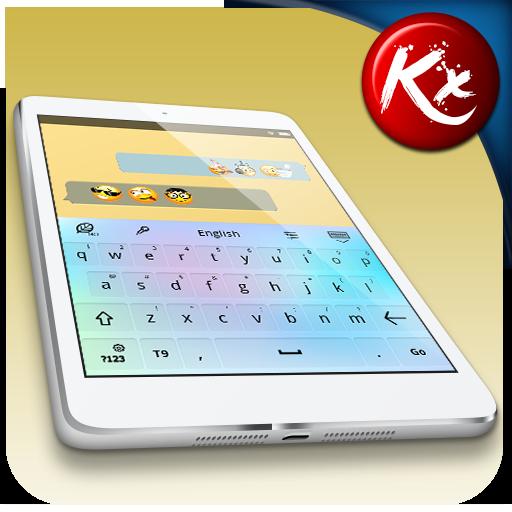 個人化必備App Kx Sky keyboard LOGO-綠色工廠好玩App