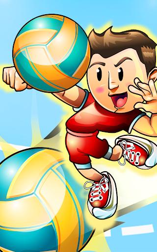 バレーボール - バレーボールゲーム