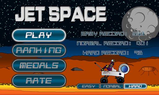 Jet-Space
