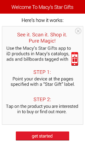 Macy's Star Gifts