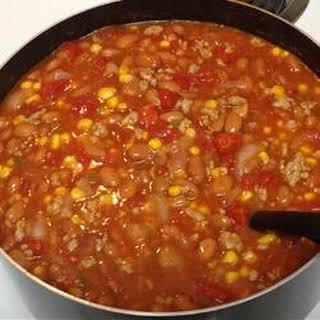 Taco Soup V.