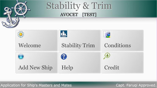 Ship Stability and Trim