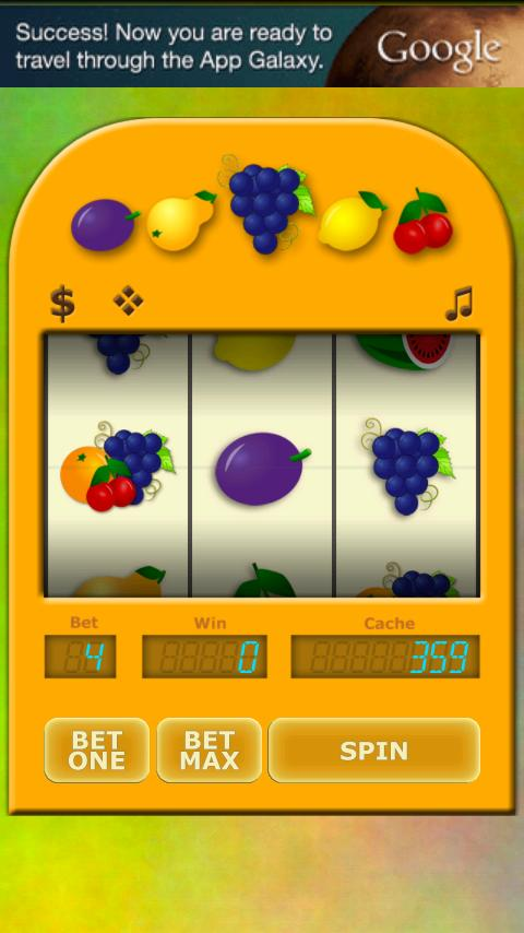 Fruits Slot- screenshot