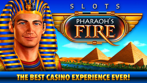 Slots - Pharaoh's Fire screenshot