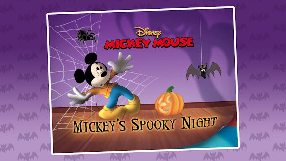 Mickeys Spooky Night Gratis