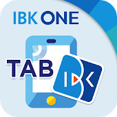 IBK ONE뱅킹 개인 FOR Tablet