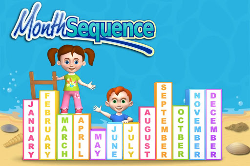 Month Sequence - Autism Series