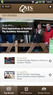 Quality Meat Scotland - screenshot thumbnail