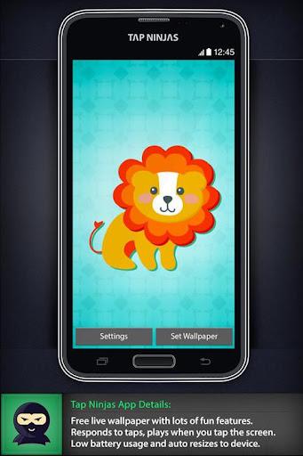 Jelly Lion LWP