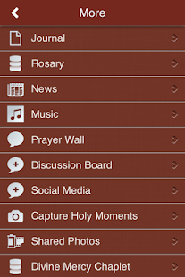 Catholic Mega App- screenshot thumbnail
