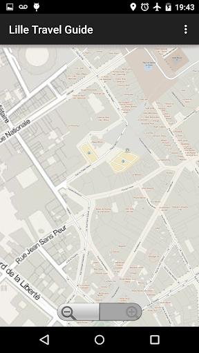 Offline Lille traveling map 1.0 screenshots 2