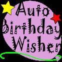 Auto Birthday Wisher icon