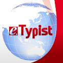 e.Typist WorldOCR icon