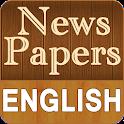 Newspapers English icon
