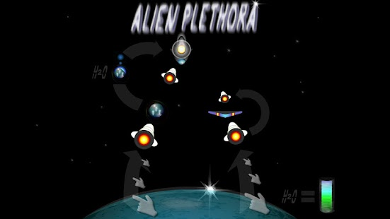 Alien Plethora I- screenshot thumbnail