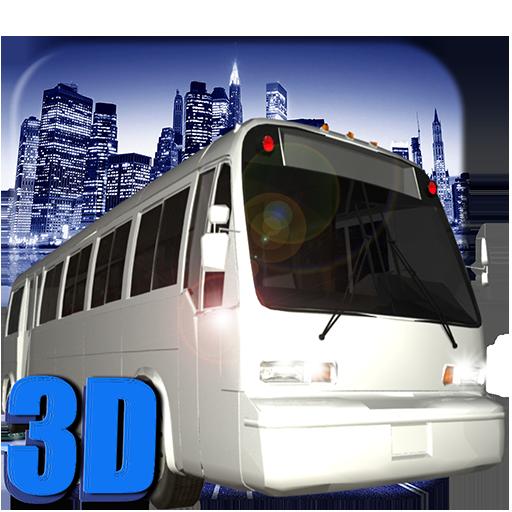 公交司机卡2015:城市公交车 模擬 App LOGO-硬是要APP