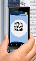 Screenshot of SafeBrand QR és Vonalkódolvasó