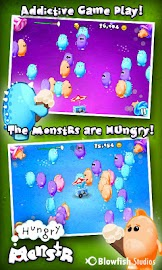 Hungry MonstR Screenshot 1