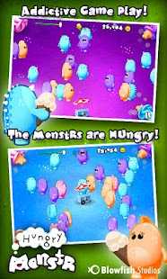 Hungry MonstR- screenshot thumbnail