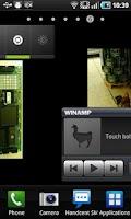 Screenshot of MultiWallpaper