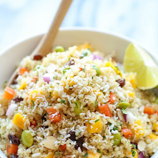 Whole Food's California Quinoa Salad