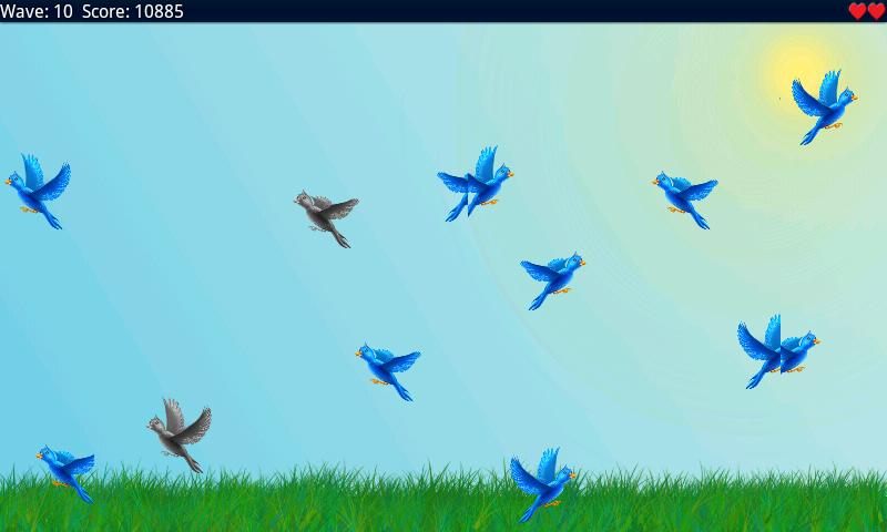 Shoot The Bird- screenshot