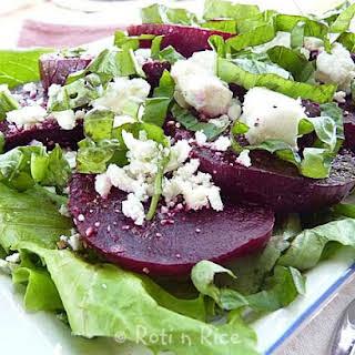 Roasted Beets Salad.
