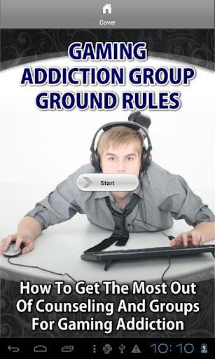 Gaming Addiction Group