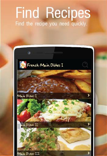 無料フランス語レシピ|玩生活App免費|玩APPs