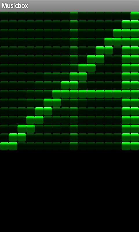 MusicBox- screenshot