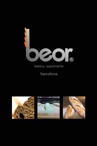 Beor bakery equipments