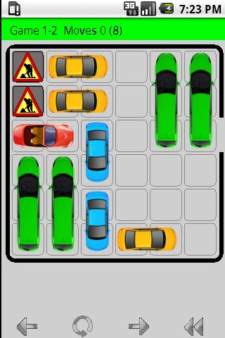 Blocked Traffic Free - screenshot
