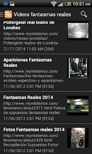 Fantasmas reales- screenshot thumbnail