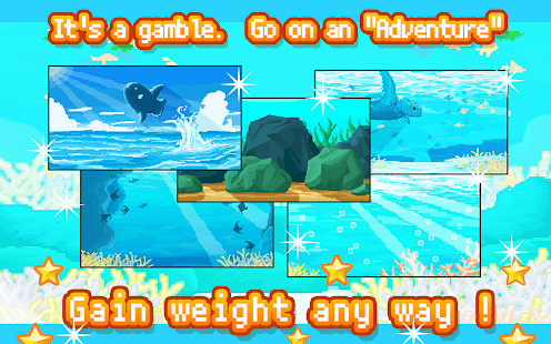 Survive! Mola mola!- screenshot thumbnail