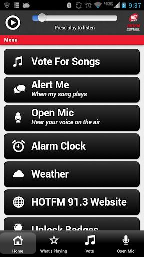 HOT FM Control