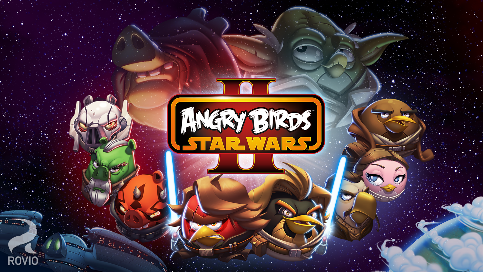 Angry Birds Star Wars II Free – Applications Android sur ...