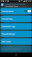 Screenshot of Mobiwol: NoRoot Firewall