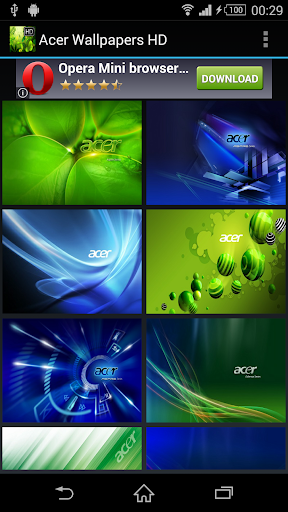 HD Wallpapers for Acer