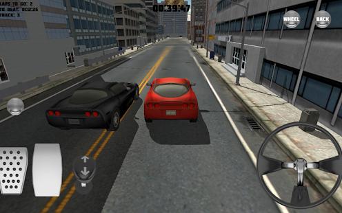 Thunder City Car Racing - screenshot thumbnail