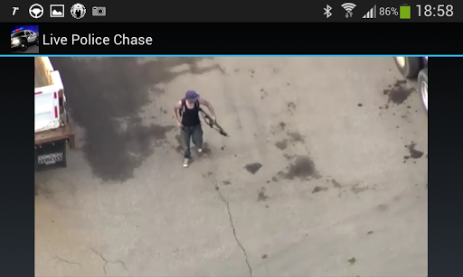 Live Police Chase