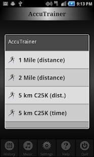 C25K Running AccuTrainer-Pro- screenshot thumbnail