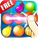 Match 3 Fruits Link Quest icon