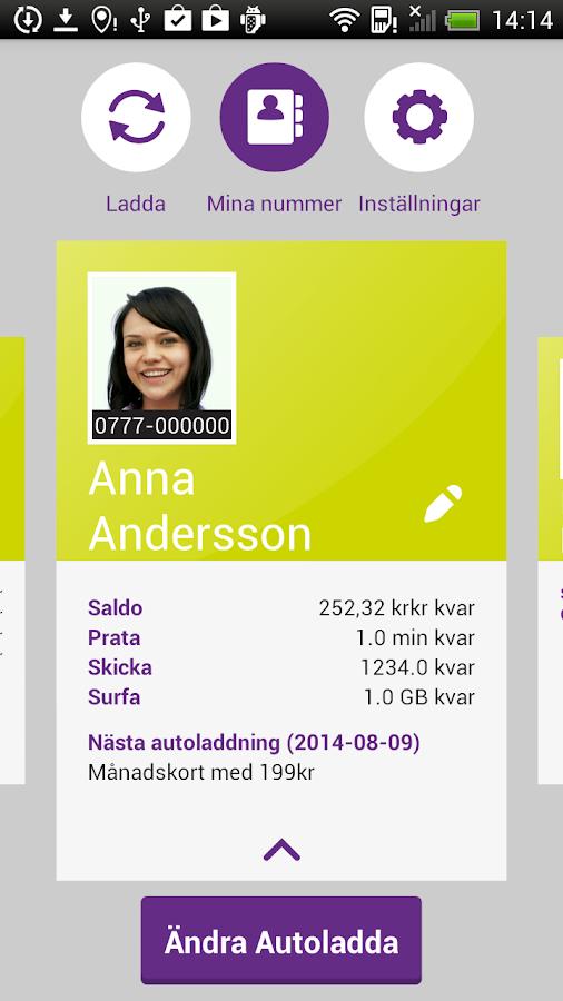 Telia Ladda Refill- screenshot