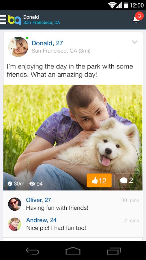 BoyAhoy - Gay Chat & Dating - screenshot