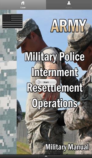 Military Police prisoner care
