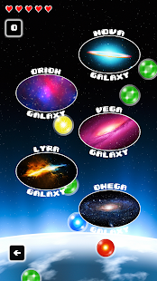Space Bubbles Single/Multi - screenshot thumbnail