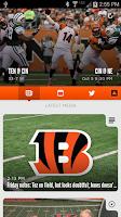 Screenshot of Cincinnati Bengals